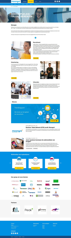 Moongro Corporate Werkgevers